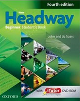 new headway beginner language course