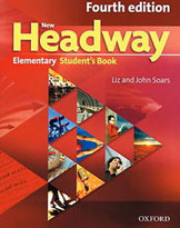 new headway elementary language course