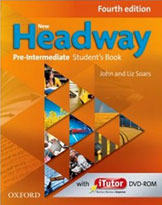 new headway pre intermediate language course